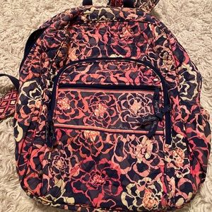 large vera braldy backpack